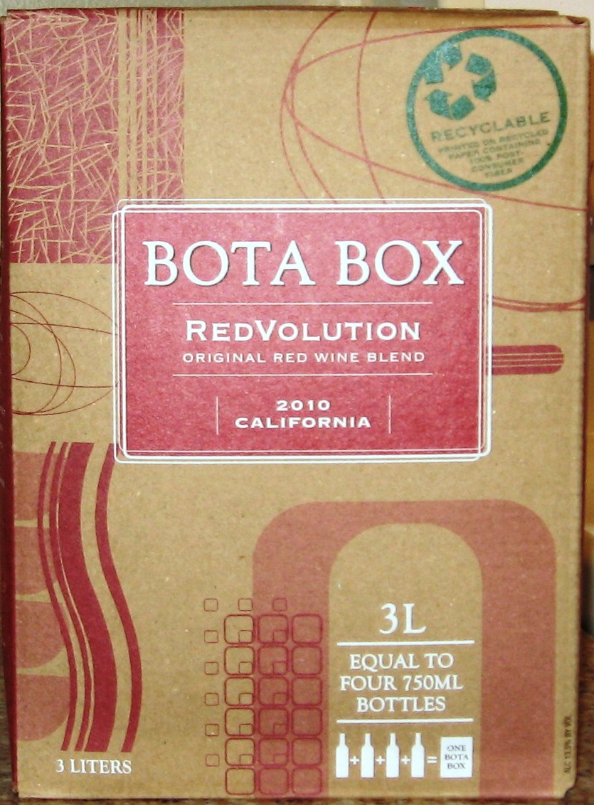 Bota Box RedVolution